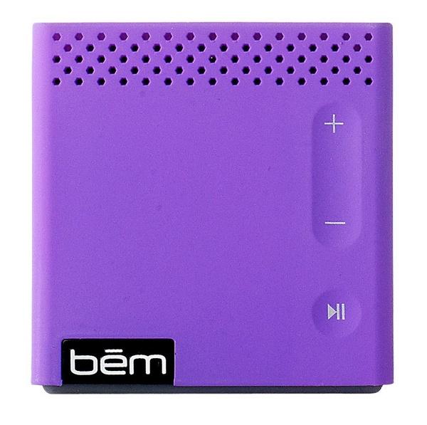 bem Wireless Mobile Speaker purple