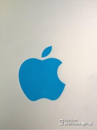 iPad mini 2 Backplate leaked apple logo