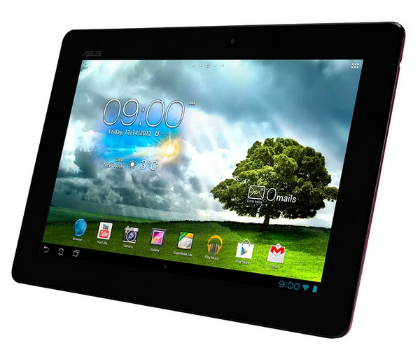 Asus MeMO Pad Smart 10.1-inch Tablet angle