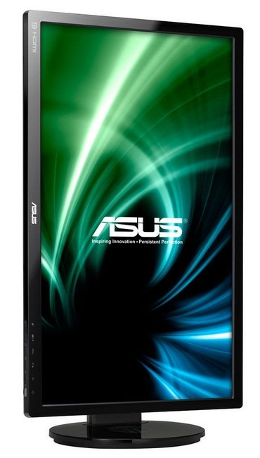 Asus VG248QE Full HD Gaming Display with 144Hz Refresh Rate portrait