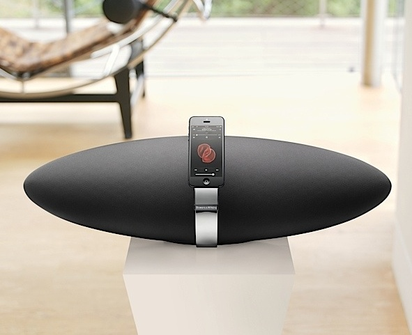 Bowers & Wilkins Zeppelin Air airplay speaker 2013