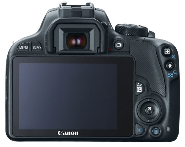 Canon EOS Rebel SL1 is the World's Smallest and Lightest DSLR back