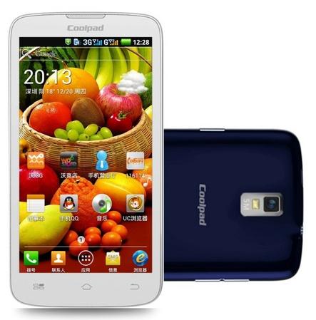 CoolPad MAX 7295 5-inch Quad-core Smartphone