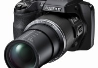 FujiFilm FinePix S8400W 44x Long Zoom Camera supports WiFi zooming angle