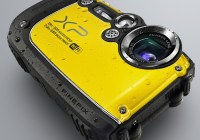 FujiFilm FinePix XP200 Ultra Rugged Camera with WiFi yellow