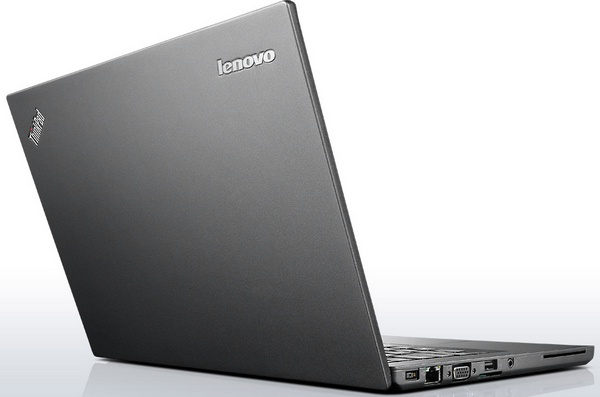 Lenovo ThinkPad T431s Ultrabook with a Streamlined Design back cover