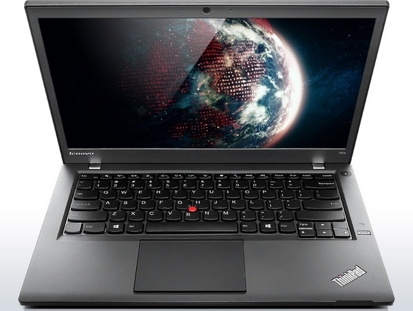 Lenovo ThinkPad T431s Ultrabook with a Streamlined Design front