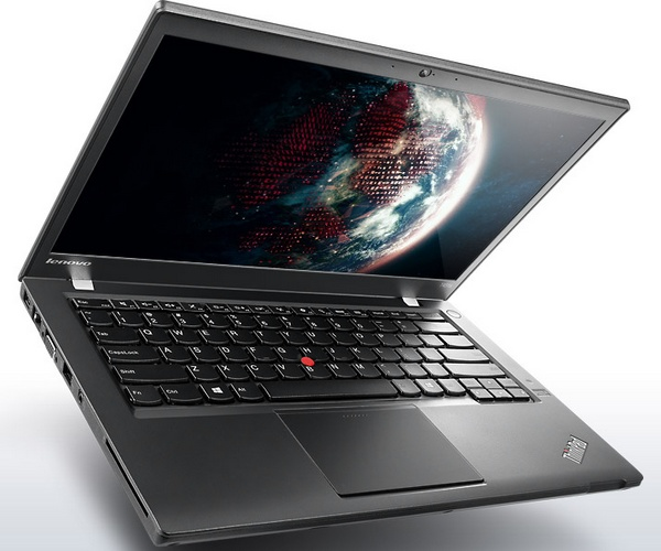 Lenovo ThinkPad T431s Ultrabook with a Streamlined Design