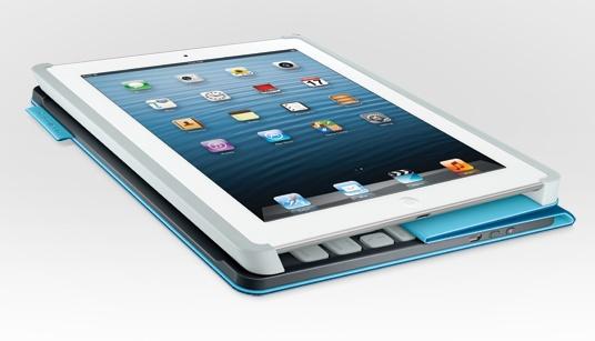 Logitech Keyboard Folio for iPad blue