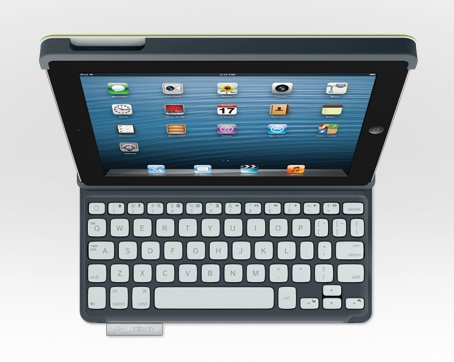 Logitech Keyboard Folio for iPad top