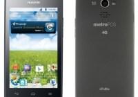 MetroPCS Huawei Premia 4G Affordable Mid-range Smartphone