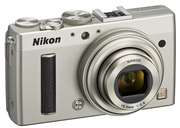 Nikon CoolPix A packs DX-format sensor in Pocket Size silver