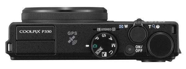 Nikon CoolPix P330 gets a f1.8 5x Optical Zoom Lens top