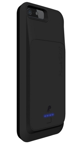 PowerSkin brings a new Battery Case for the iPhone 5 back angle