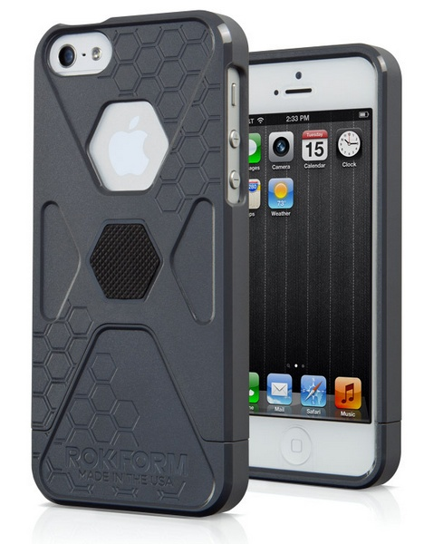 Rokform SlimRok Ultra Slim iPhone 5 Case black