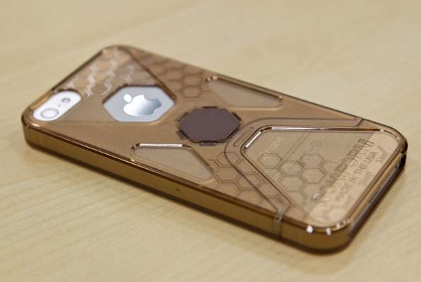 Rokform SlimRok Ultra Slim iPhone 5 Case bronze