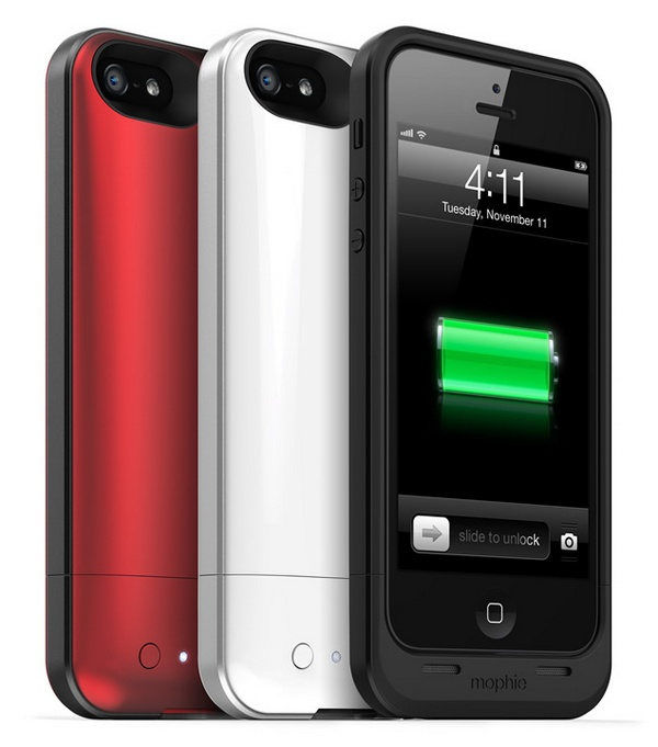 mophie juice pack air battery case for iPhone 5 colors