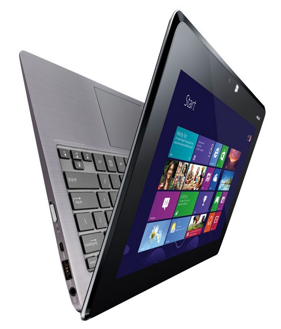 Asus ships Taichi 31 Ultrabook with dual 1080p Display front 1
