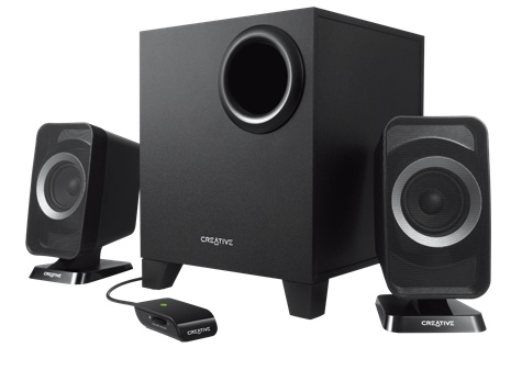 Creative T3150 Wireless 2.1 Speaker System