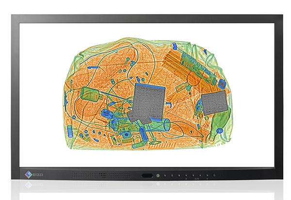 Eizo DuraVision DV2324-008 Full HD Monitor with 120Hz Refresh Rate front