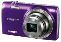 FujiFilm FinePix JZ700 8x Zoom Digital Camera purple