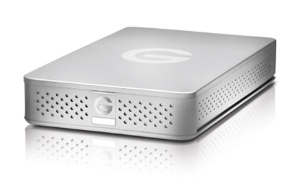 G-Technology G-DRIVE ev plus external hard drive module