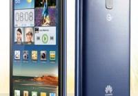 Huawei A199 5-inch Quad-core Smartphone blue
