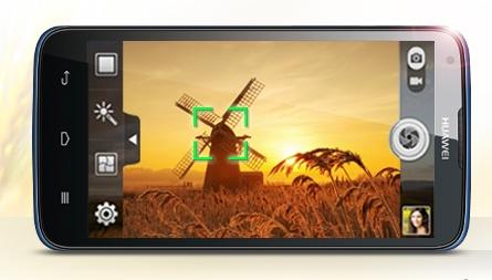 Huawei A199 5-inch Quad-core Smartphone camera