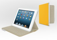 Logitech FabricSkin Keyboard Folio for iPad yellow