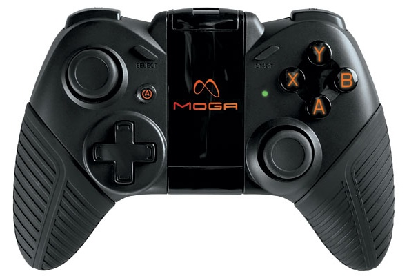 MOGA Pro Mobile Gaming Controller top