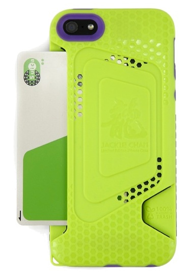 Miniwiz Jackie Chan Limited Edition iPhone 5 Case green