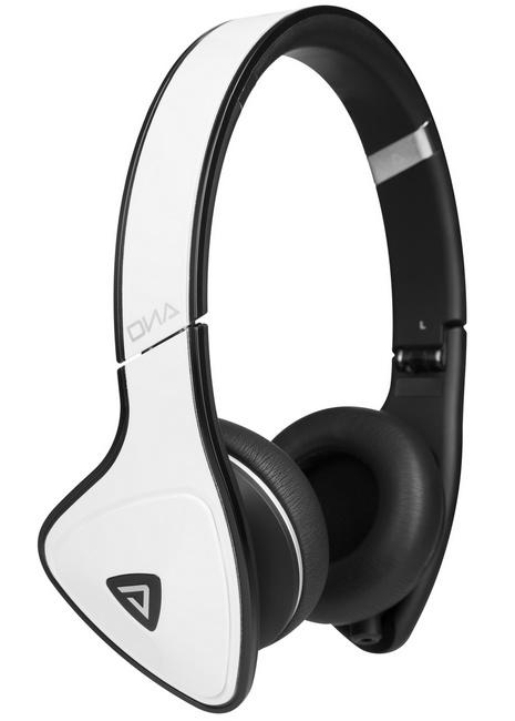 Monster DNA White Tuxedo Headphones