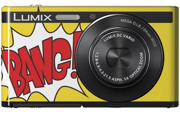 Panasonic LUMIX DMC-XS1PZK05