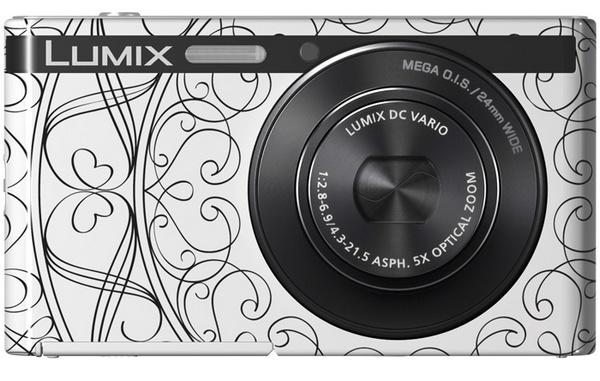 Panasonic LUMIX DMC-XS1PZW05