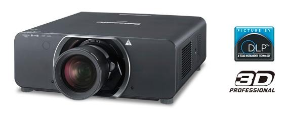 Panasonic PT-DZ13K Series 12,000 lumens Projectors
