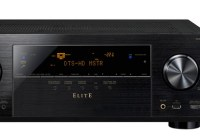 Pioneer Elite VSX-43 and VSX-70 Home Theater Receivers