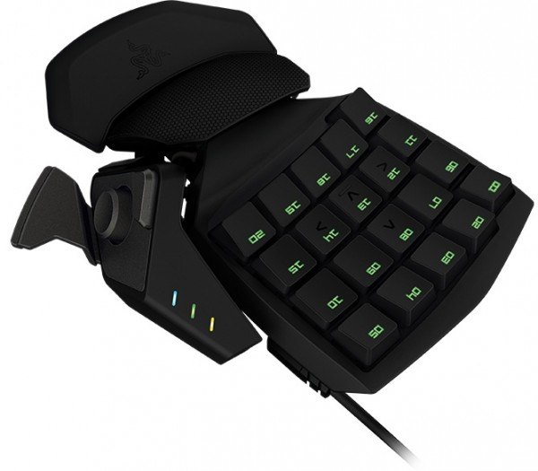 Razer Orbweaver and Orbweaver Stealth Mechnical Gaming Keypads 2