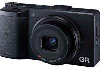 Ricoh GR Premium Compact Camera with APS-C Sensor