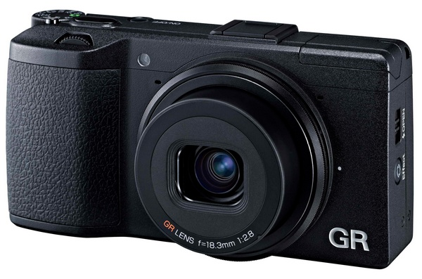Ricoh GR Premium Compact Camera with APS-C Sensor