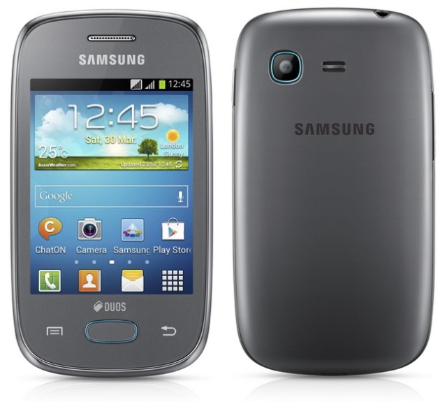 Samsung GALAXY Pocket Neo Android smartphone