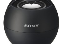 Sony SRS-BTV5 Bluetooth Wireless Speaker with NFC black