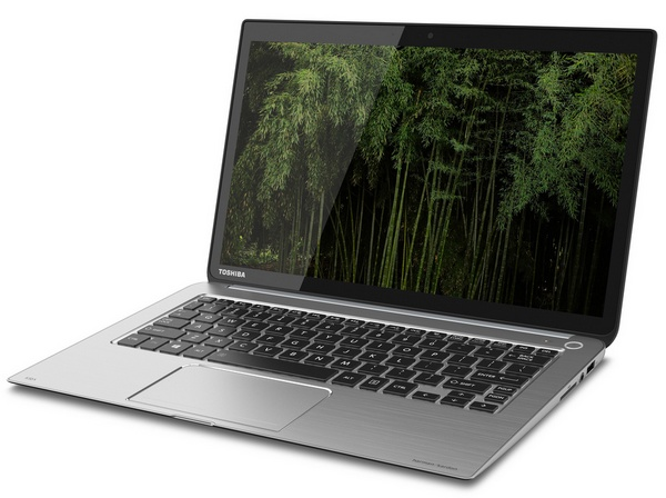 Toshiba KIRAbook Premium Ultrabook with 13.3-inch PixelPure right
