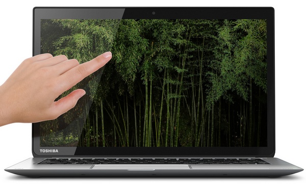 Toshiba KIRAbook Premium Ultrabook with 13.3-inch PixelPure touch