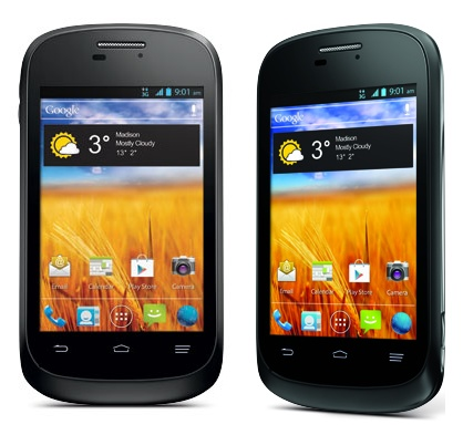 US Cellular ZTE Director Affordable Smartphone