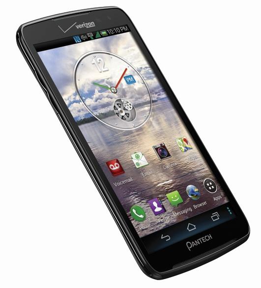 Verizon Pantech Perception Smartphone with Motion Sense 1
