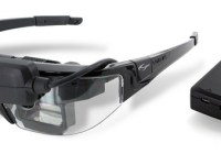 Vuzix STAR 1200XLD Augmented Reality Video Glasses