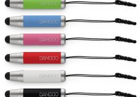 Wacom Bamboo Stylus mini for Smartphones and Tablets colors