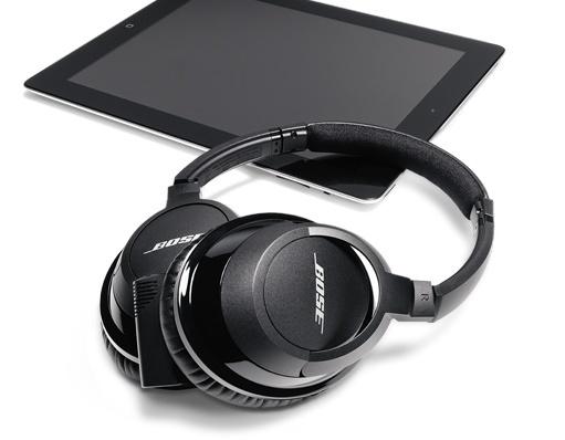 Bose AE2w Bluetooth Headphones ipad