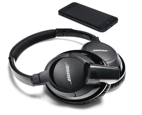 Bose AE2w Bluetooth Headphones iphone