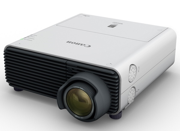 Canon REALiS WX450ST Pro AV Compact Installation LCOS Projector